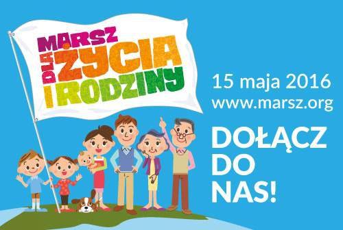 6. Marsz dla Życia i Rodziny w Świdnicy