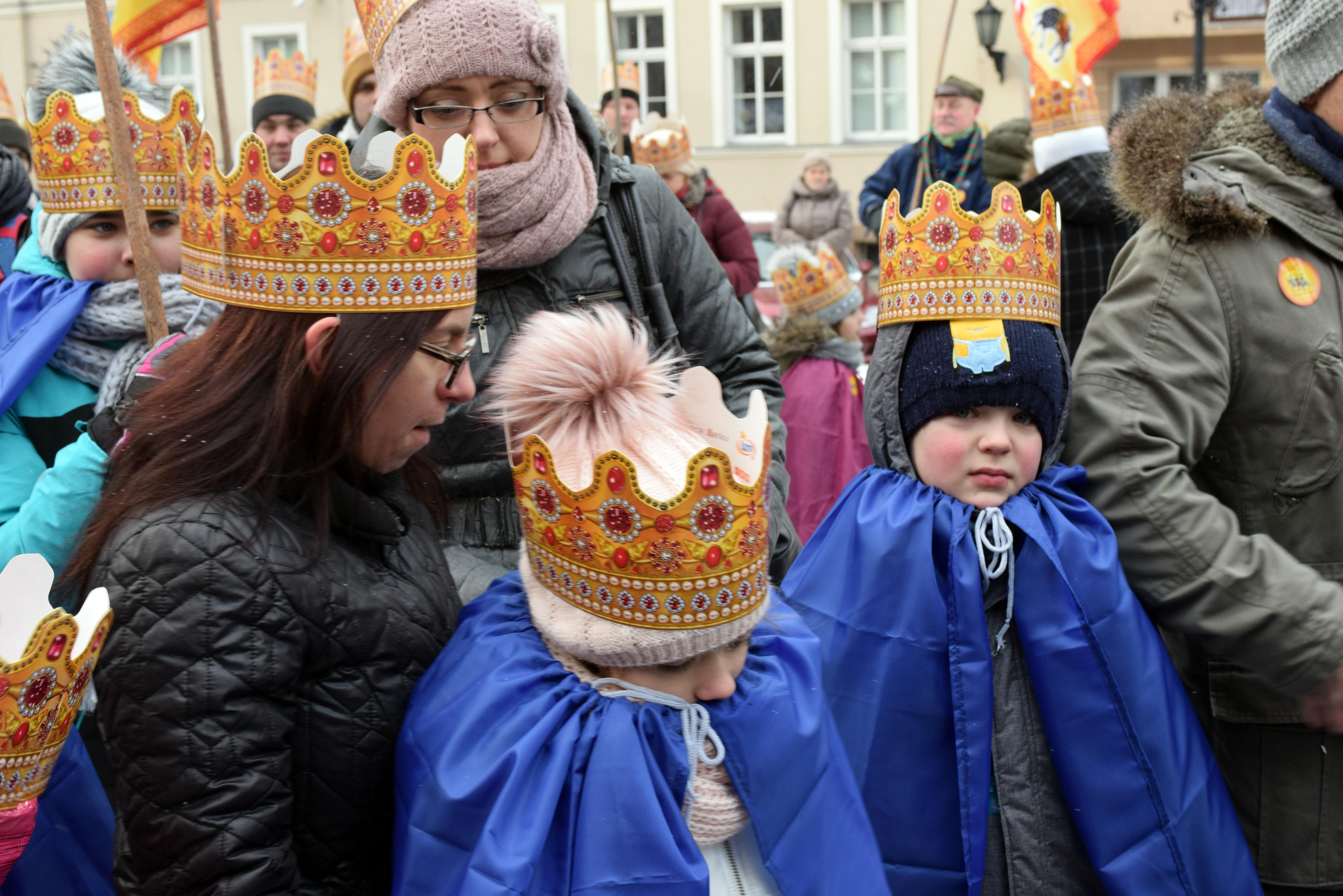 Podsumowanie Orszaku Trzech Króli w Świdnicy w 2017roku