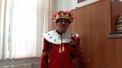 Król Robert I z Kasprowicza z ukrytej kamery